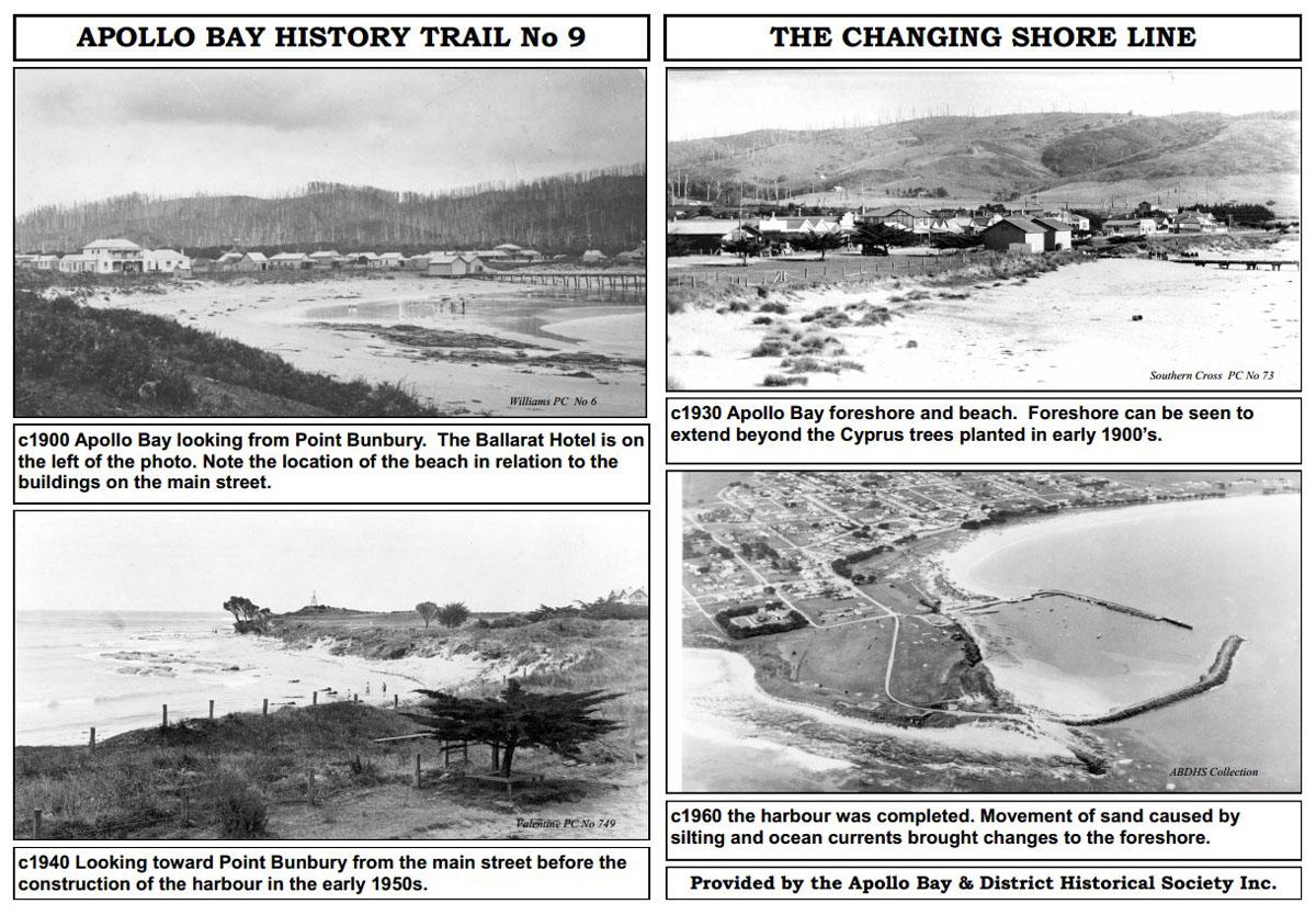 Apollo Bay History Trail - Apollo Bay Community Website