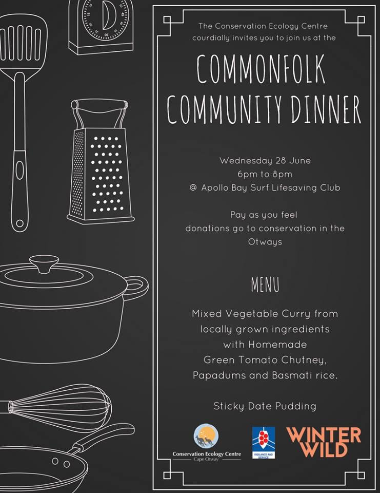Commonfolk Community Dinner