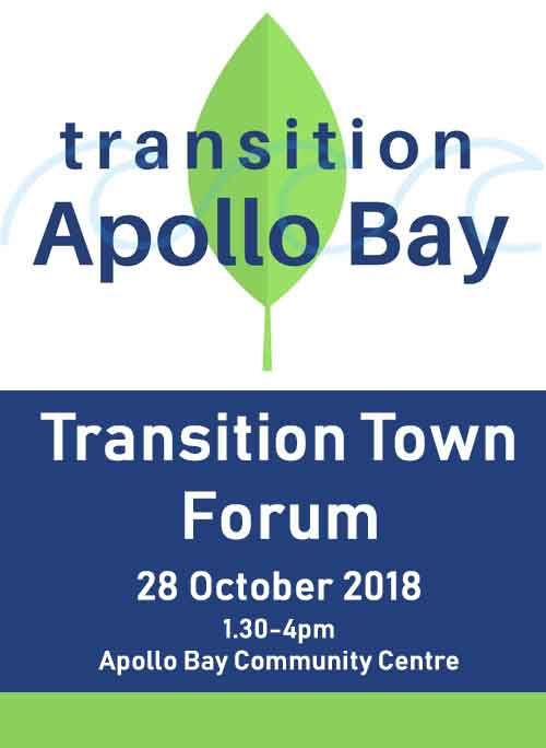 1810 Transition Town Forum