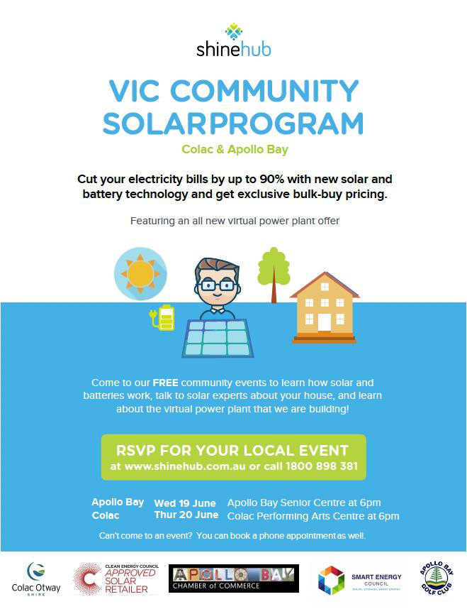 Calendar - Apollo Bay Community Website